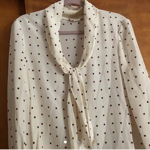 kate spade Tops - Classy Kate Spade Blouse